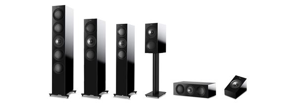 All-New KEF R-Series